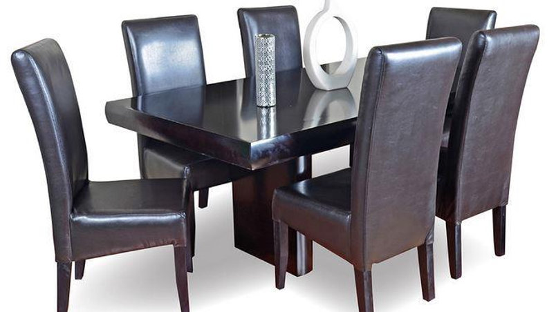 Fusion 7pc Dining Set