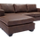 Thumbnail: Universal L-shaped Couch Brown