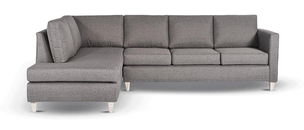 Jordan L-shaped Couch (2pc)