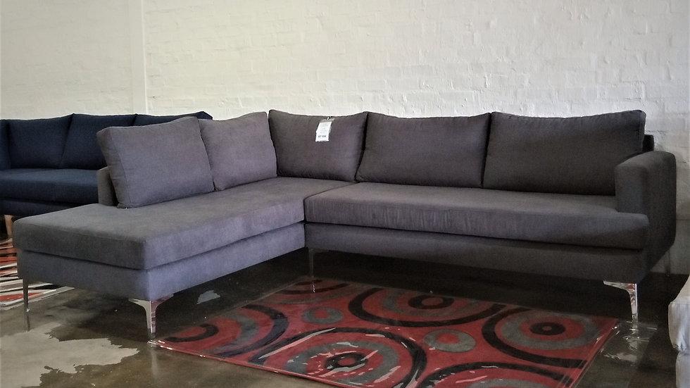 Lloyd 2pc Corner Couch XL