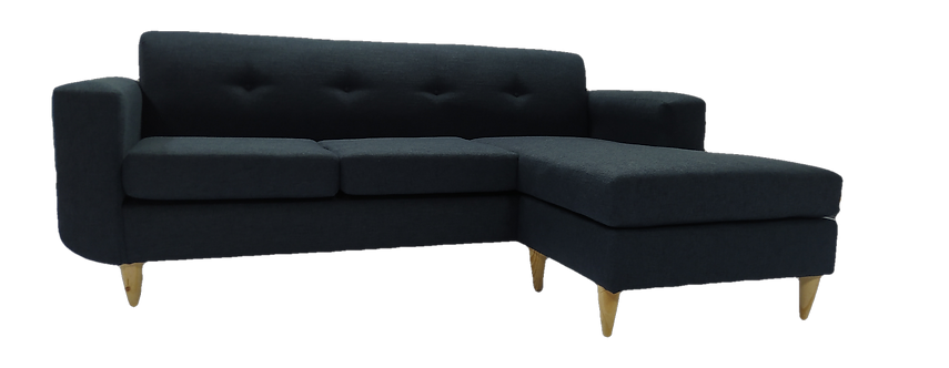 Oslo L-shaped Couch (2pc)