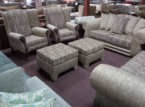 Ambroise 6pc Lounge Suite