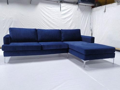 LLOYD L/S (BLUE)