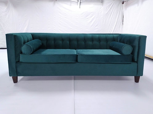 RALPH 3S COUCH (EMERALD)