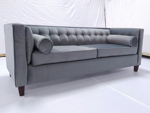 RALPH 3S COUCH (GREY)