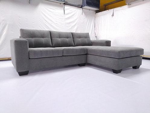 Nova L-shaped Couch (Beige)