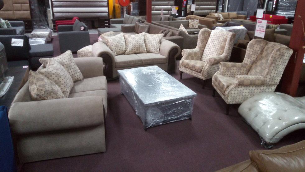 Jessica 4pc Lounge Suite