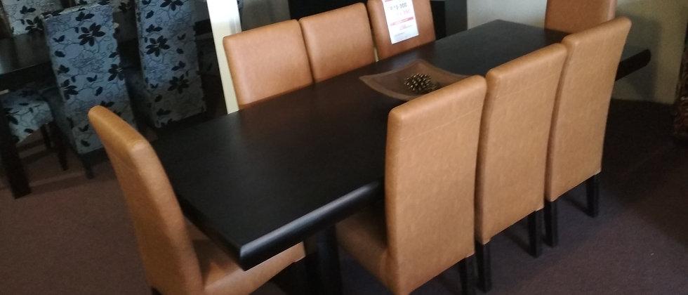 Fusion 9pc Dining Set