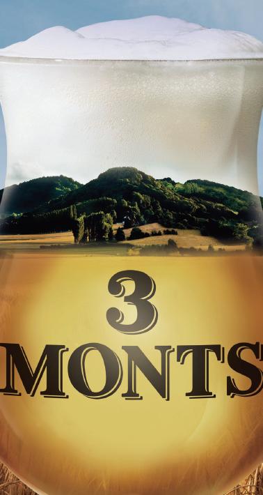Verre 3 Monts