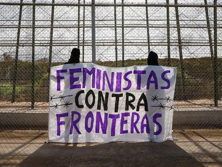 Mujeres, fronteras y trayectorias de la justicia