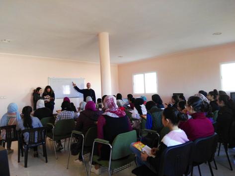 Mujer rural marroquí: Fuerte, optimista, solidaria