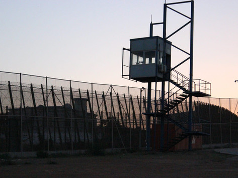 Intentos de saltos a la valla: La punta de un iceberg cargado de crueldad