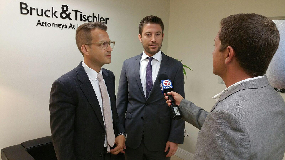 Bruck & Tischler are the best lawyers in Miami.