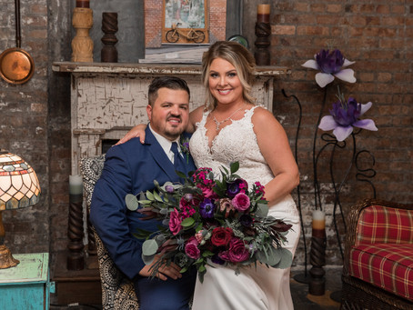 Michelle & Chris | La Poste, Perry IA