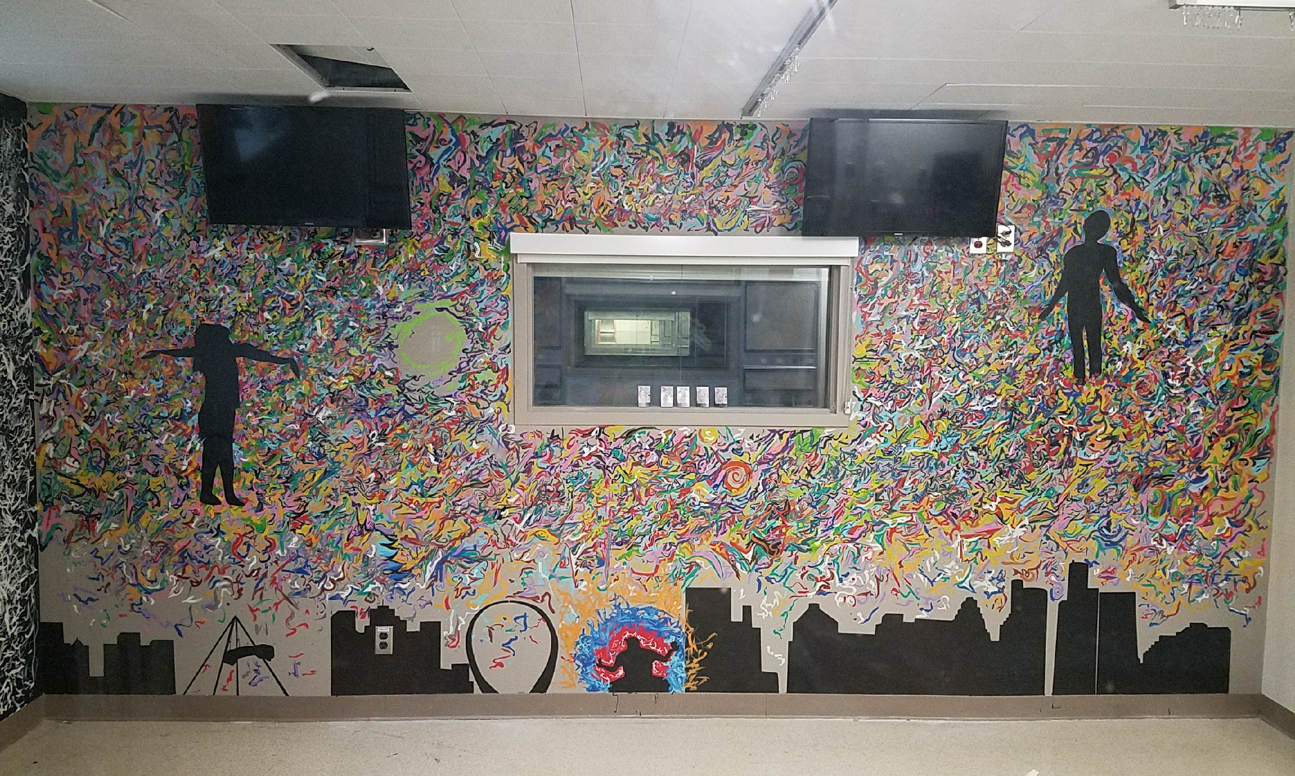 Sinai Grace Mural