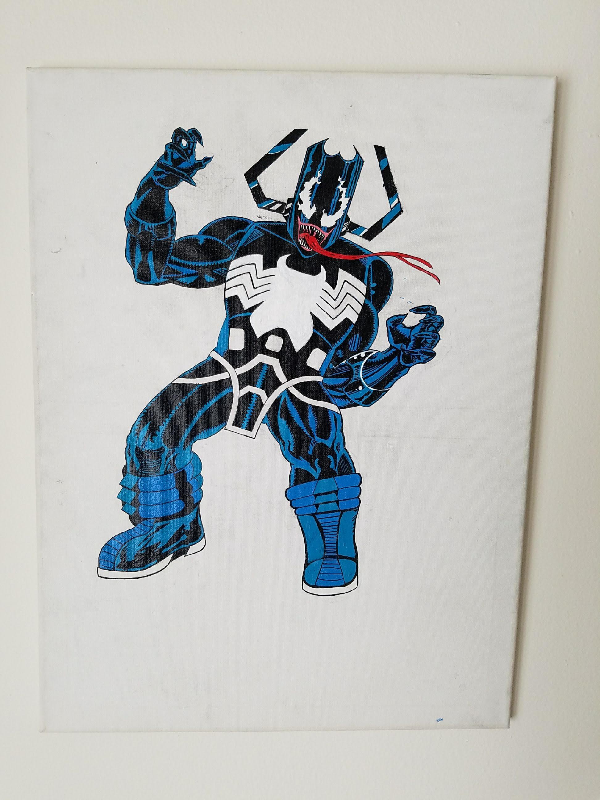 Venom vision