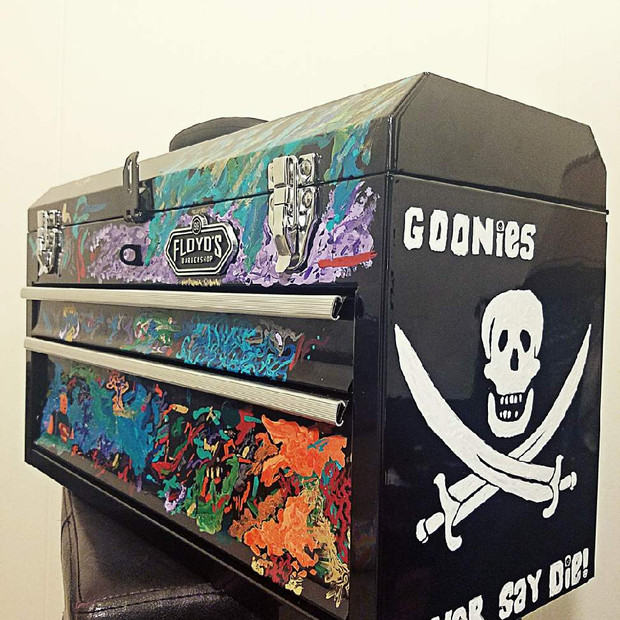 The Goonies toolbox