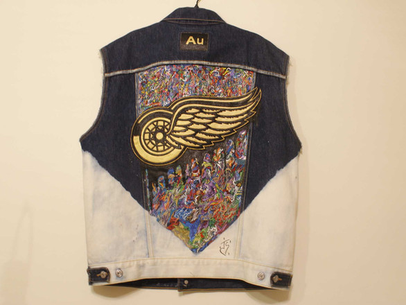 Red Wings jacket