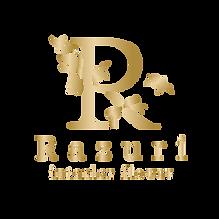 インテリアフラワー Razuri ロゴ .png