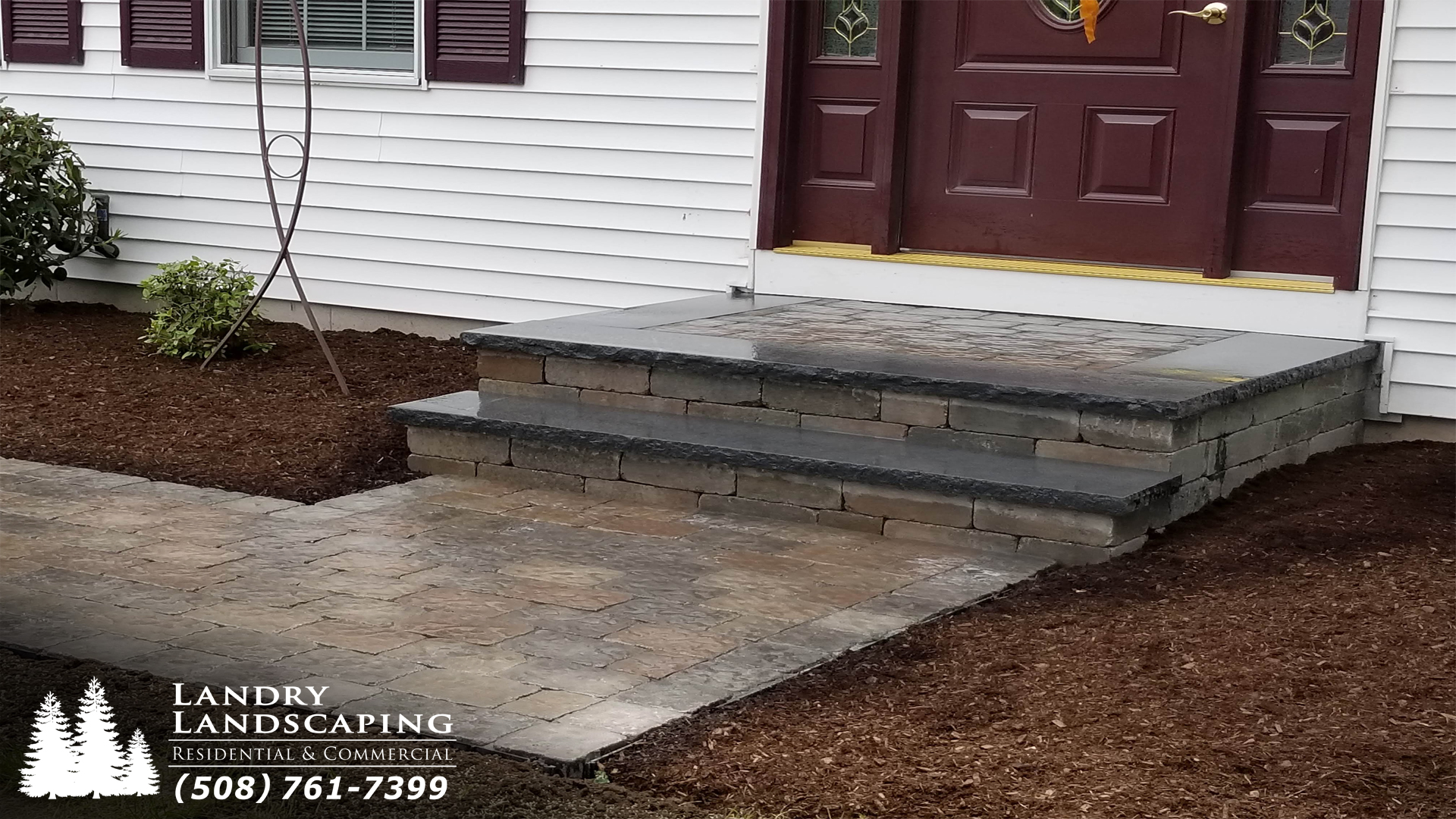 Landry Landscaping and Construction Attleboro | Home