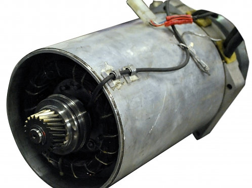 24v Caterpillar AC Drive Motor