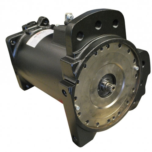 RX20 Left Hand AC Drive Motor