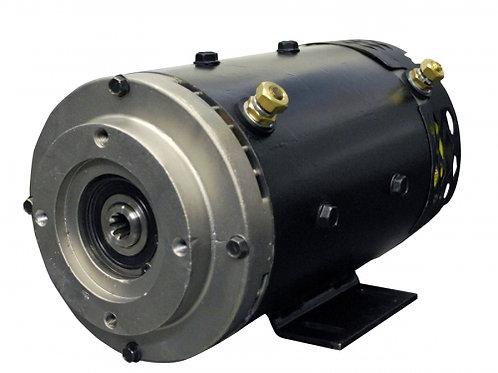 48v 4 Brush Advanced Steer Motor