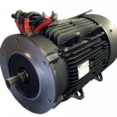 54v Leroy Somer Charlatte AC Drive Motor