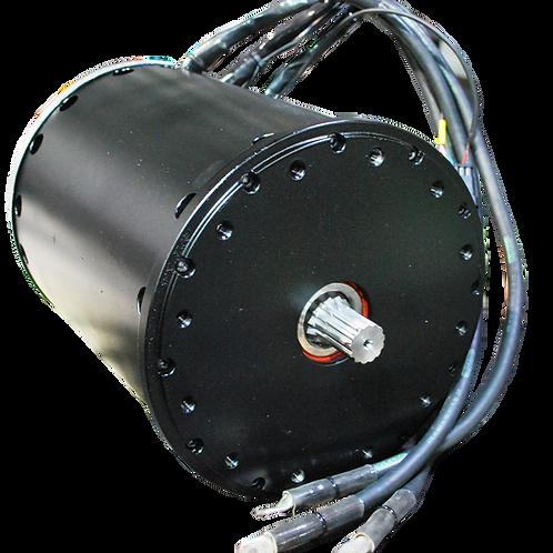 48v/10kW CFR Flexi AC Drive Motor