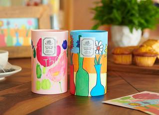 第3世界ショップ×studioCOOCA フェアトレード紅茶販売スタート