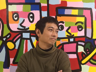 《平塚地下道ミュージアム アーティスト作品展》2017.11.11(土)-23(木祝)