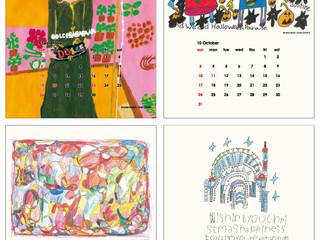 《studioCOOCA2021カレンダー》発売スタート!
