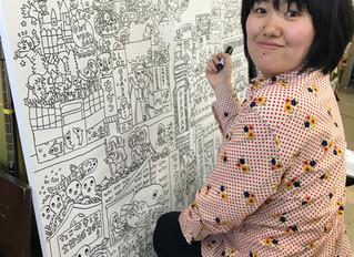 【3/17(土)さやか紙芝居公演 @ 国立新美術館 / ここから展】のお知らせ!
