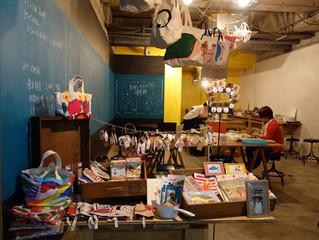 COOCAグッズ@浜松「黒板とキッチン」8.11~24