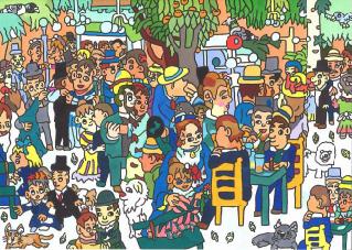 《アウトサイダーアート展Our Life is Our Artそしてその先へ=「THE WORLD」》@GYRE GALLERY(東京 渋谷) 6.7(月) – 7.25(日)