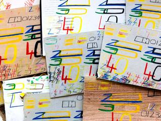 大野晋平個展《色鉛筆を三枚おろしする展》2019.2.5(火)-3.1(金)