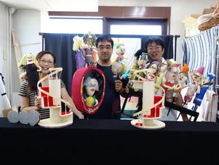 8月9日、人形劇団ふもっふっが飯田人形劇フェスタに出演します!
