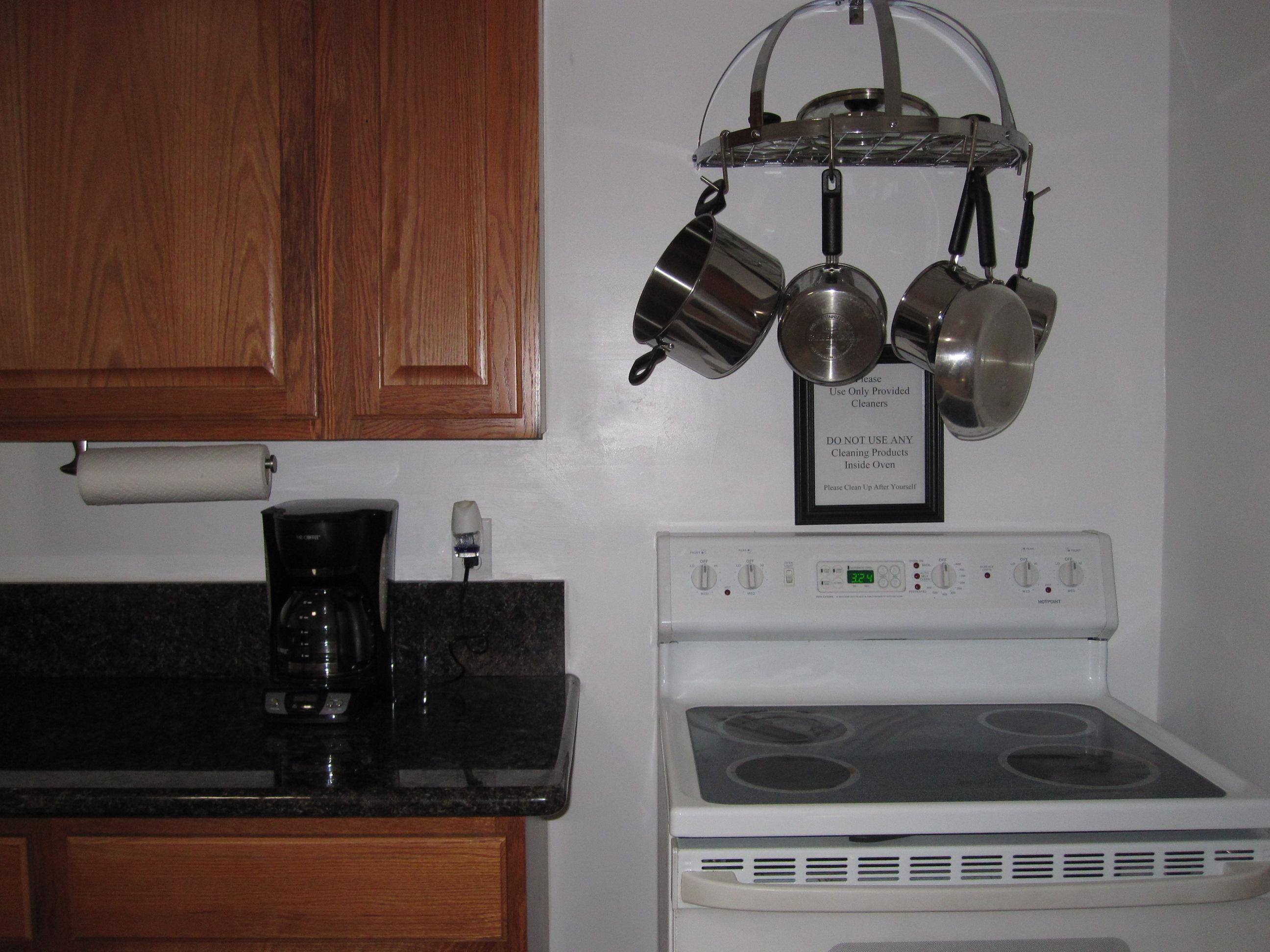 Unit 2 Kitchen (stove)
