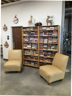 book chairs 17
