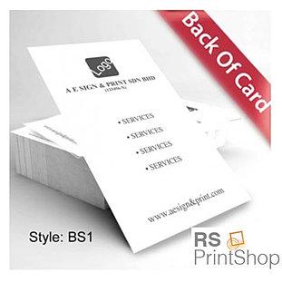 Business name card design printing penang rs print shop name card design penang 17 reheart Choice Image
