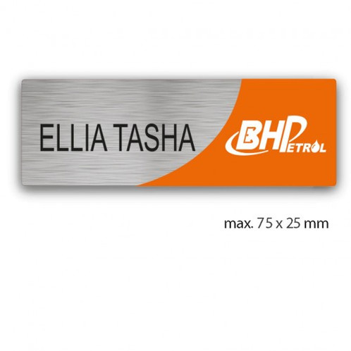 color name tag magnet