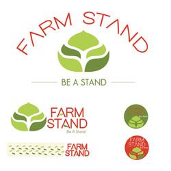 logo farm stand