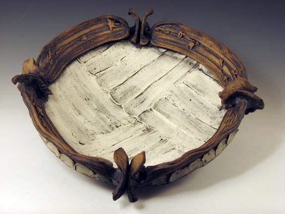 Large Platter Form 24x24x7