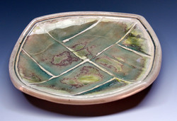 Bagel Plate 8x8x1