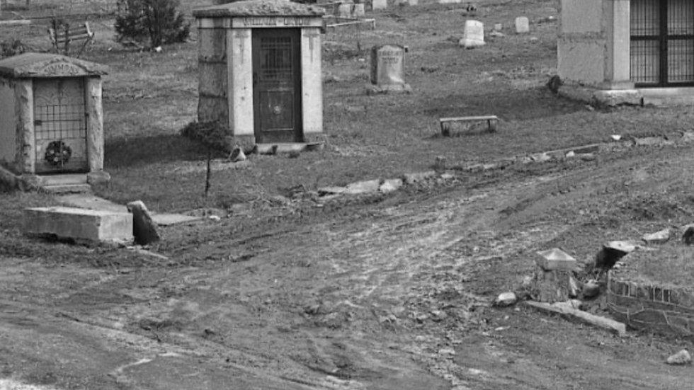 Cemetery Recording
