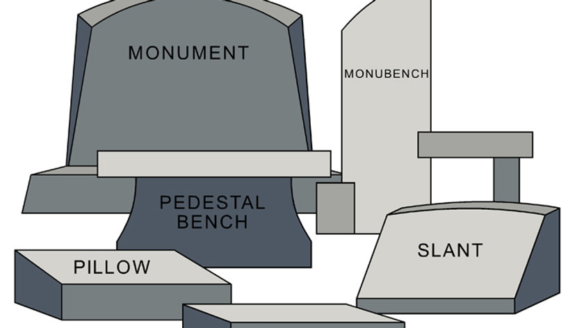 Monument & Slant Cleaning
