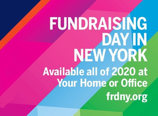 Fundraising Day In New York 2020