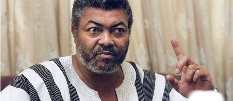 Burial date for late fmr. President Rawlings finally released