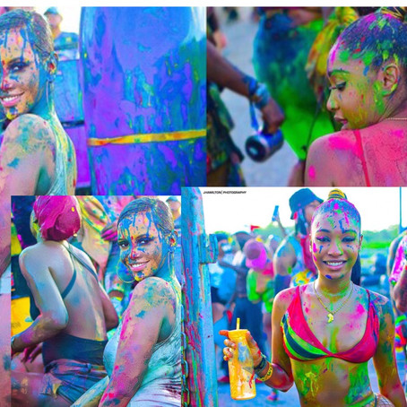 Crazy Caribbean Painting Festival That Actually Exist [Watch Now]