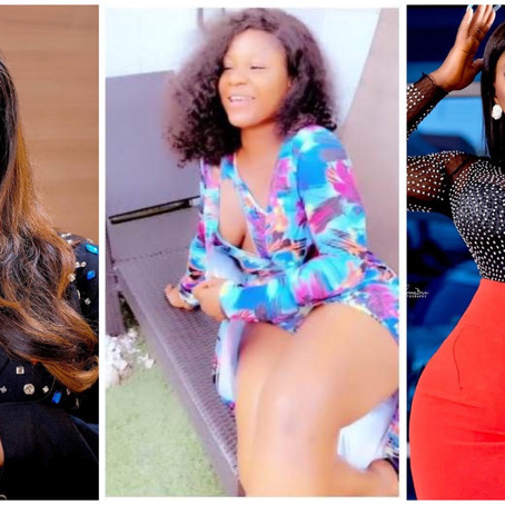 Destiny Etiko leaves men gasping as she parades her banging body in latest video [watch]